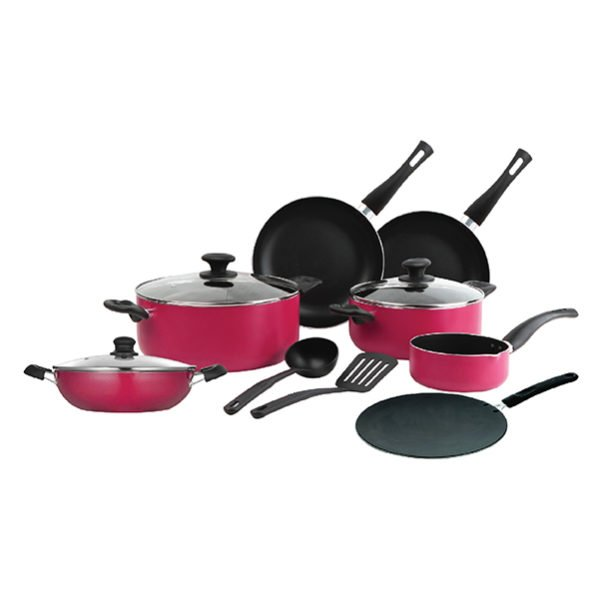 Homeway 12PCS NonStick Cookware HW2602