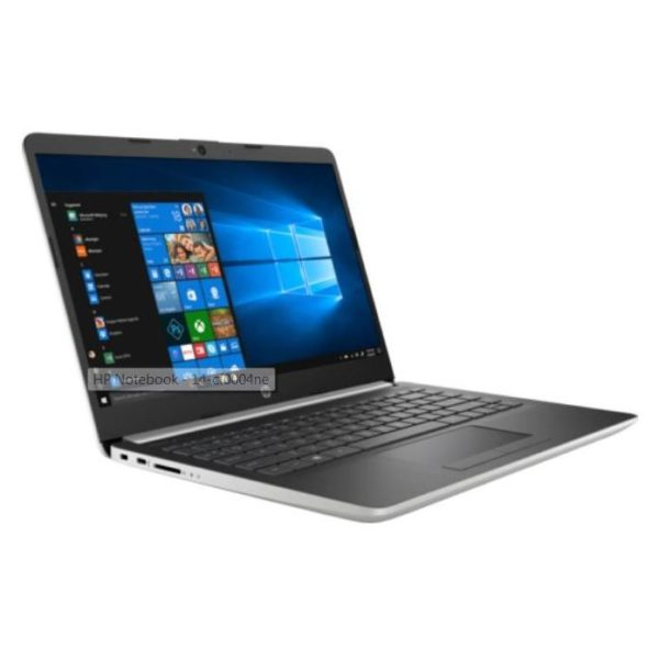 HP 14-CF1000NE Laptop - Core i5 1.6GHz 8GB 1TB 2GB 14inch FHD Win10 14inch FHD Natural Silver
