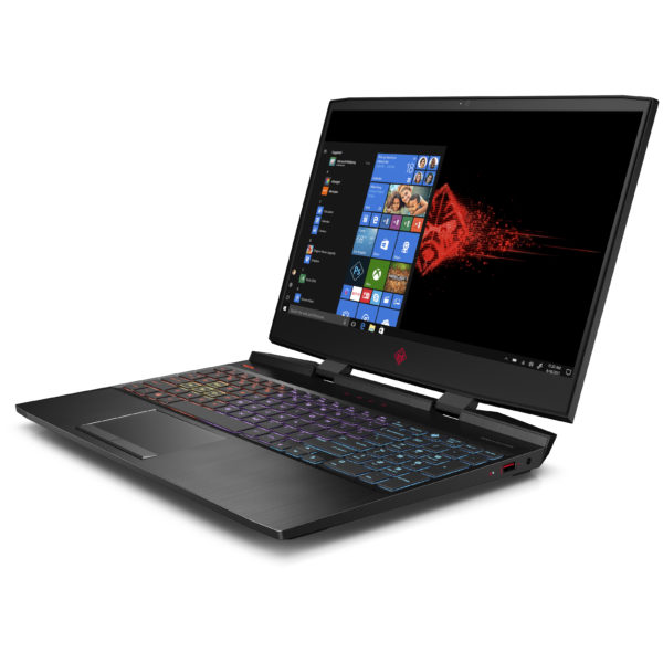 HP OMEN 15-DC0013NE Gaming Laptop - Core i7 2.2GHz 32GB 1TB+256GB 8GB Win10 15.6inch FHD Black