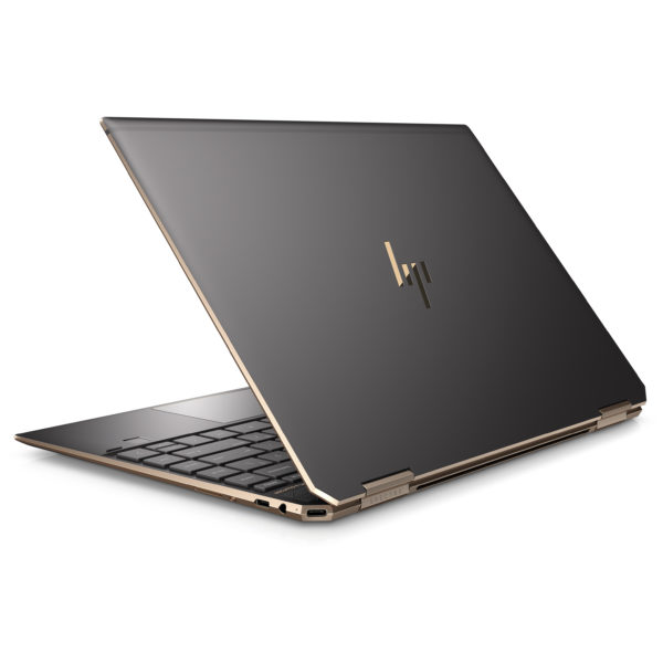 HP Spectre x360 13-AP0013NE Convertible Touch Laptop - Core i7 1.8GHz 16GB 512GB Shared Win10 13.3inch FHD Dark Ash Silver