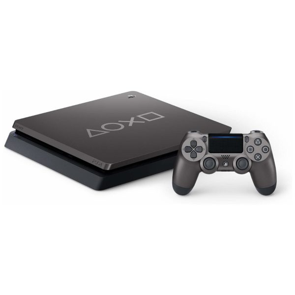 Sony PS4 Slim Days Of Play Limited Edition Gaming Console 1TB