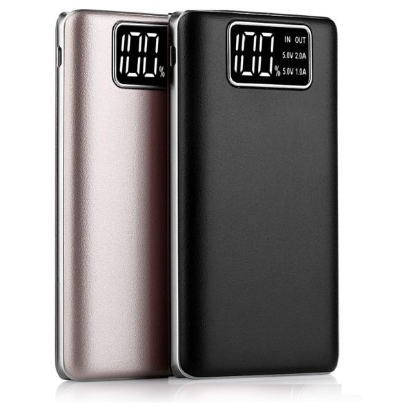 Eklasse EKPB10034BJE Power Bank 10000mAh Bundle Black+Gold