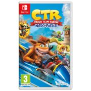 Nintendo Switch Crash Team Racing Nitro Fueled Game