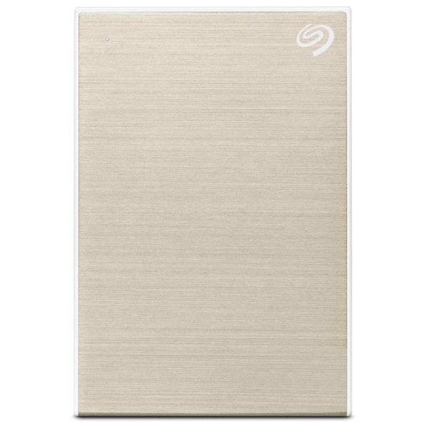 Seagate STHP4000404 Backup Plus Portable Hdd 4TB Gold