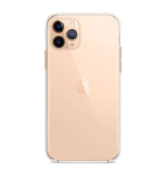 Eklasse Transparent TPU Case For iPhone 11 Pro