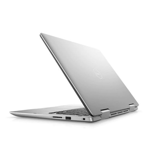 Dell Inspiron 5491 Convertible Touch Laptop - Core i5 1.6GHz 8GB 512GB 2GB Win10 14inch FHD Silver English/Arabic Keyboard