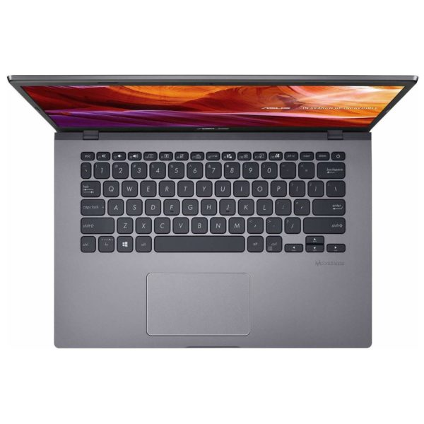 Asus X409FB-EK010T Laptop - Core i7 1.8GHz 8GB 1TB 2GB Win10 14inch FHD Slate Grey English/Arabic Keyboard