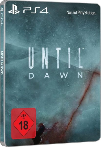 PS4 Until Dawn Special Edition Game