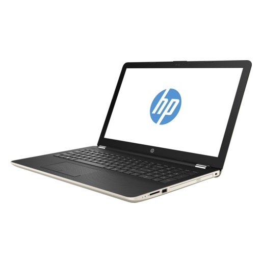 HP 15-BS009NE Laptop - Core i5 2.5GHz 6GB 1TB 2GB Win10 15.6inch FHD Gold