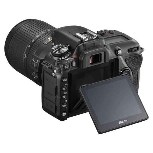 Buy Nikon D7500 DSLR Camera Black With AF-S DX Nikkor 18-140mm VR ...