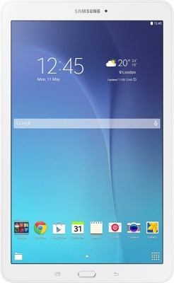 Samsung Galaxy Tab E 9.6 SMT561 Tablet - Android WiFi+3G 8GB 1.5GB 9.6inch White