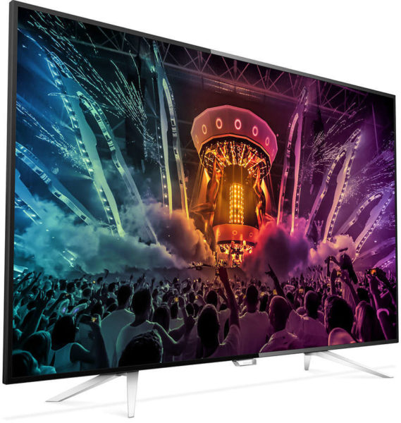 Philips 55PUT6801 Ultra Slim 4K UHD Android LED Television 55inch