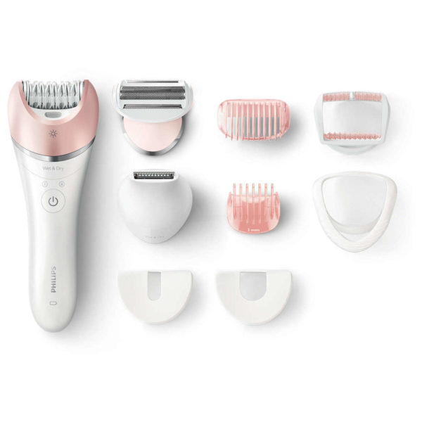 Philips Wet & Dry Epilator BRE64000