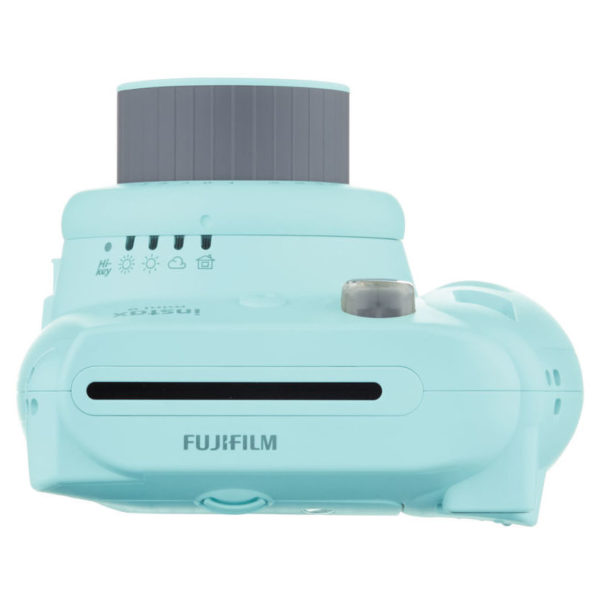 Fujifilm Instax Mini 9 Instant Film Camera Ice Blue + 10 Sheets