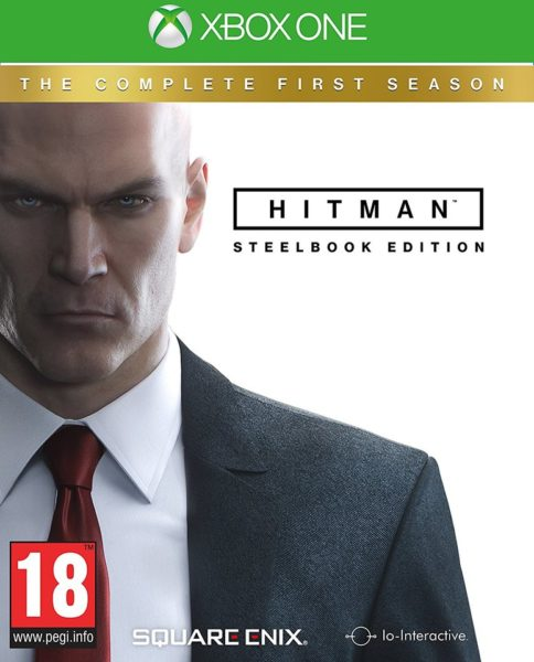 Xbox One Hitman The Complete First Season Steelbook Edition Game