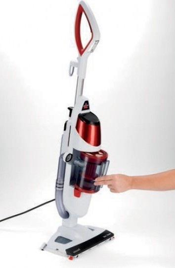 Bissell Vac Steam Vacuum Cleaner 1132E