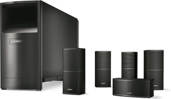 Bose 7209625100 AM10 Series V Home Theatre Speaker Black price in ...