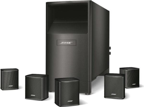 Bose AM6 Series V Home Theater Speaker Black – 7209605100 price in ...