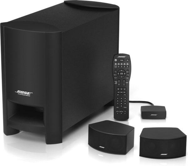 Bose Cinemate Gs Series Ii Digital Home Theater Speaker System Black