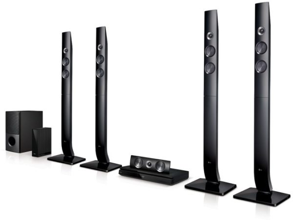 LG LHD756 Tall Boy DVD Home Theatre System price in Oman | Sale on ...