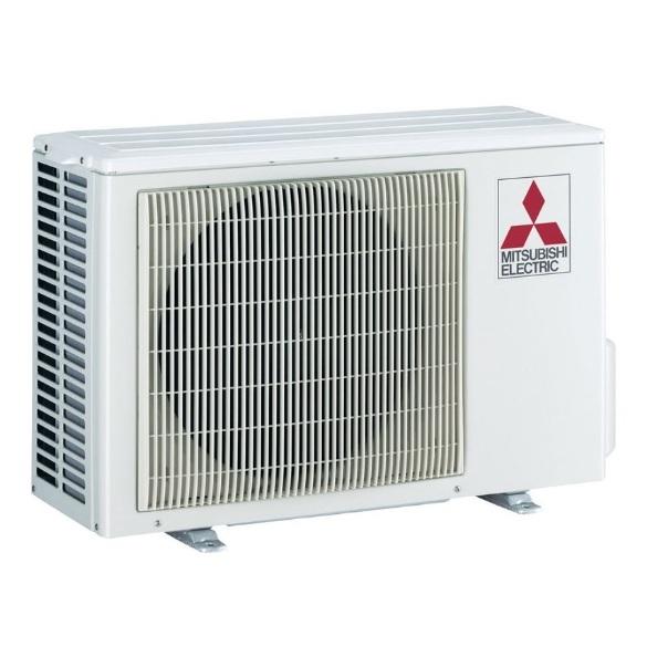 mini air split conditioner heat wall ductless seer btu product pump mount mz mitsubishi