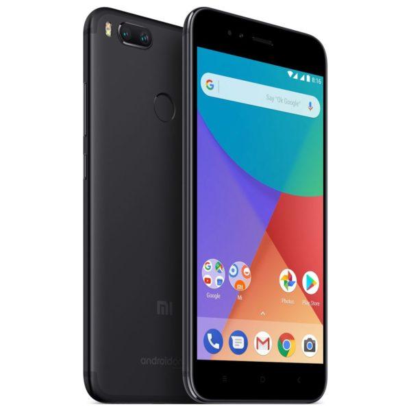 Xiaomi MI A1 4G Dual Sim Smartphone 64GB Black price in Oman