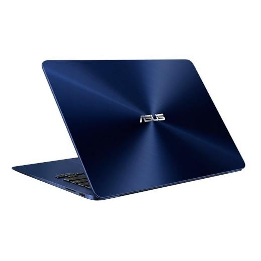 Asus Zenbook UX430UN Ultrabook Laptop – Core i7 1.8GHz 8GB 512GBSSD 2GB Win10 14inch FHD Blue