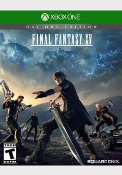 Xbox One Final Fantasy XV Day One Edition Game