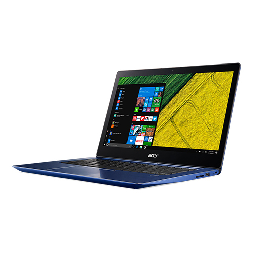 Acer Swift 3 SF315 Laptop - Core i5 1.6GHz 4GB 1TB 2GB Win10 14inch FHD Blue