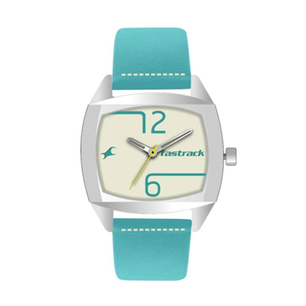 Fastrack 6162SL02 Bare Basics Q4 Women's Watch