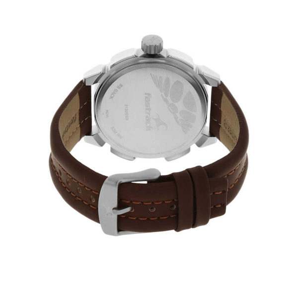 Fastrack 3130SL01 Animal Instinct Men's Watch