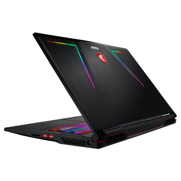 MSI GE73 Raider RGB 8RF Gaming Laptop - Core i7 2.2GHz 32GB 1TB+256GB 8GB Win10 17.3inch FHD Black