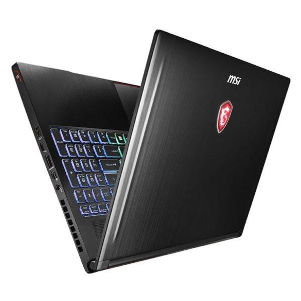 MSI GS63 7RD Stealth Gaming Laptop – Core i7 2 2GHz 16GB 1TB+256GB 6GB  Win10 15 6inch FHD Black