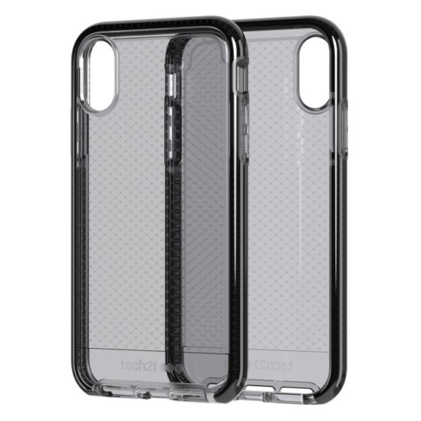 huge discount 0503b f1631 Tech21 Evo Check Case Smokey/Black For iPhone Xs
