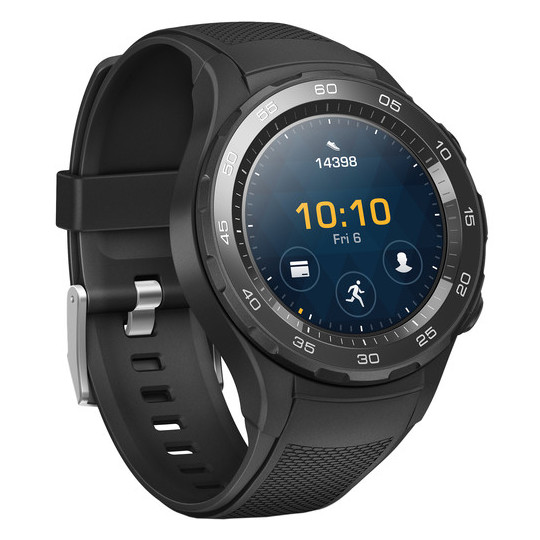 Huawei LEOBX9 Smart Watch 2 Black