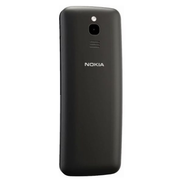 Nokia 8110 4G LTE Dual Sim Mobile Phone Black TA-1059