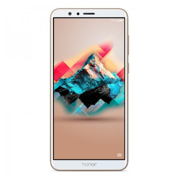 Huawei Honor 7X 4G Dual Sim Smartphone 64GB Gold price in