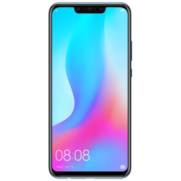 Huawei Nova 3 128GB Blue Dual Sim Smartphone PARLX1M