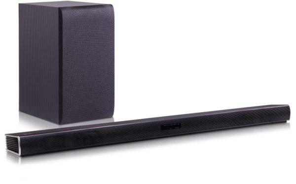 Lg Sh4 Soundbar W Wireless Subwoofer