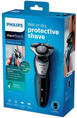 Philips Shaver Series 5000 Aqua Touch S542021