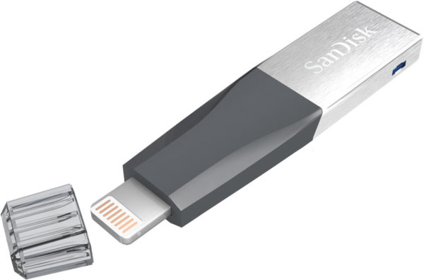 Sandisk SDIX40N128GGN6NE IXpand Mini Flash Drive 128GB