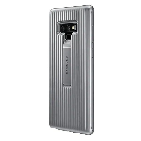 finest selection 98a40 80c7f Samsung Protective Standing Cover Silver For Galaxy Note 9 (Delivery on  25th Aug)