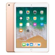 Apple iPad (2018) - iOS WiFi 128GB 9.7inch Gold