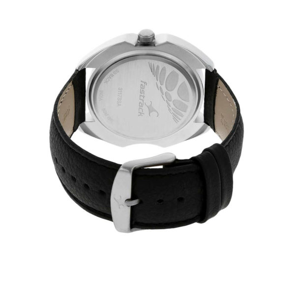 Fastrack 3117SL02 Bare Basics Men's Watch