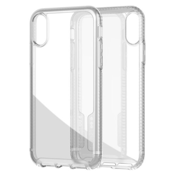 new product b7c35 f790c Tech21 Pure Clear Case For iPhone Xs