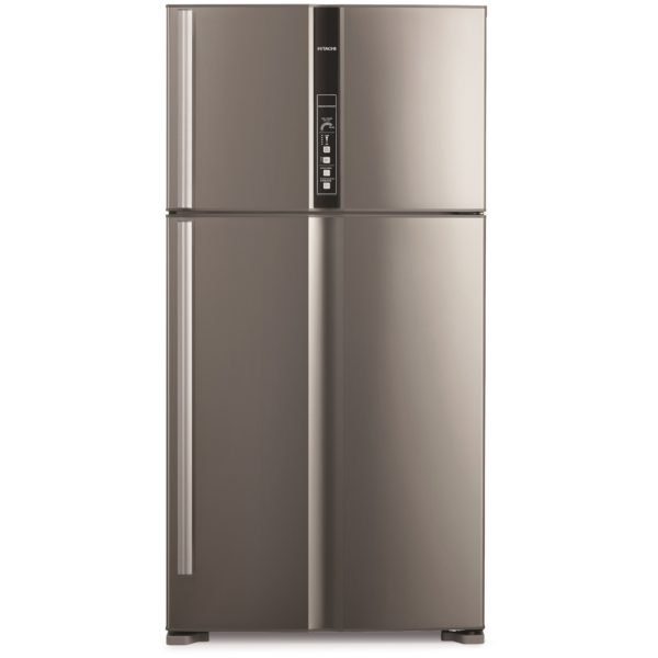 Hitachi Top Mount Refrigerator 755 Litres RV990PK1KBSL