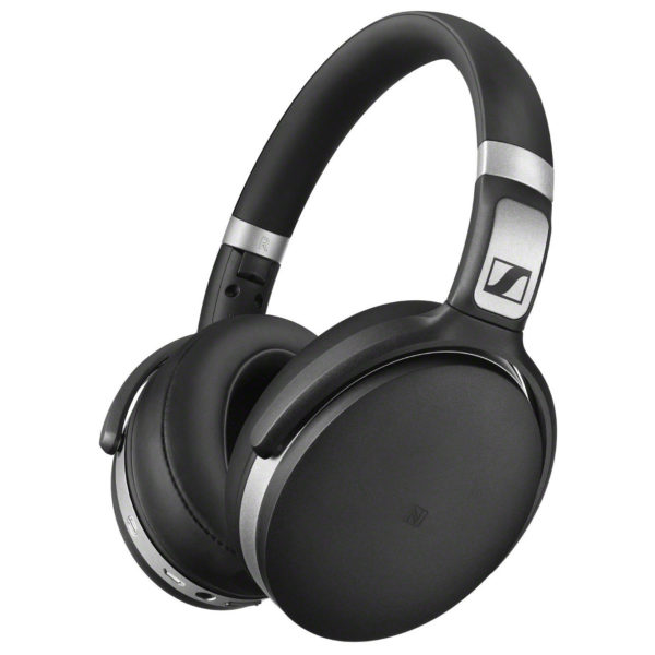 Sennheiser On Ear Wireless Headphone Black HD450BTNC