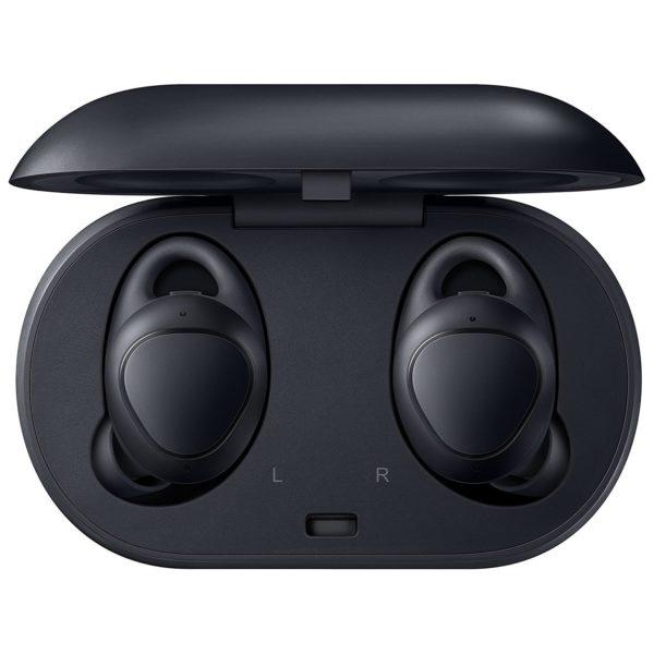 05084a6ea4f Samsung Gear IconX 2018 Universal Cord Free Fitness Tracker Earbud Black -  SM-R140