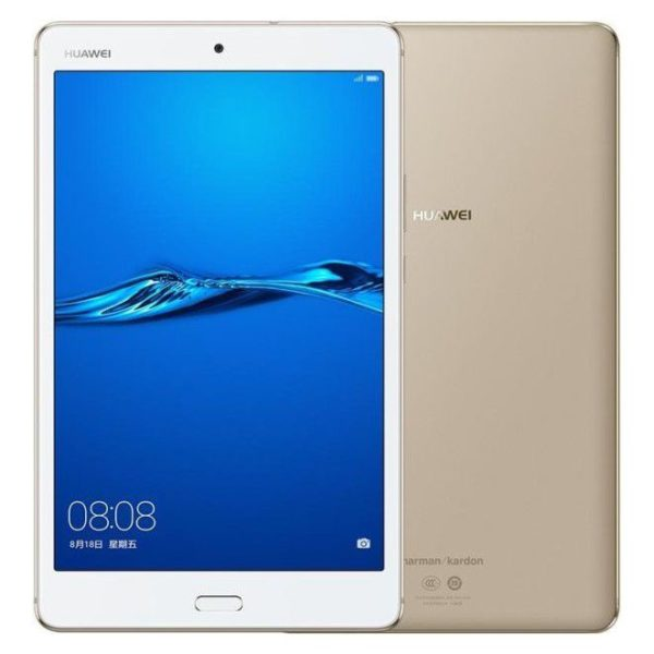 Huawei MediaPad M3 Lite 8 Tablet - Android WiFi+4G 32GB 3GB 8.4inch Gold
