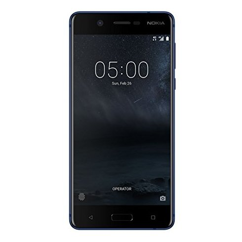 Nokia 5 4G Dual Sim Smartphone 16GB Tempered Blue